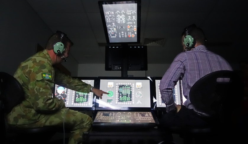 First CH-47F Chinook maintenance training system established in Oakey