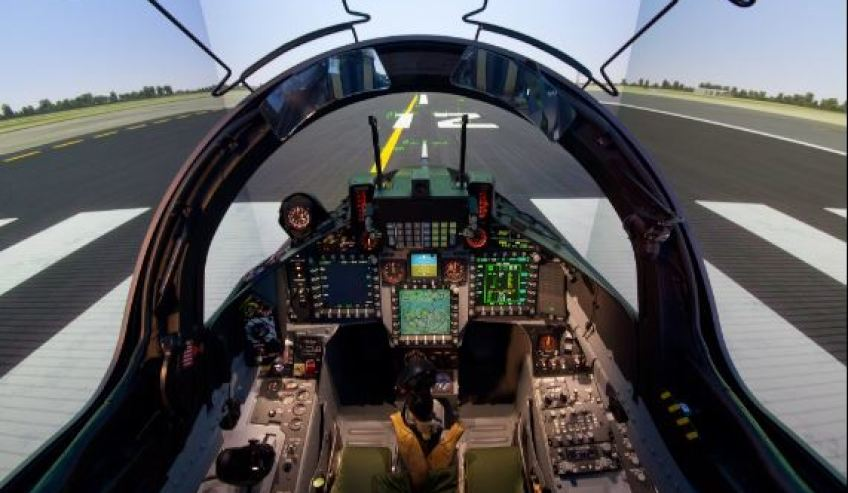 Prime awarded $14.5 million contract for RAAF future generation fighter simulators
