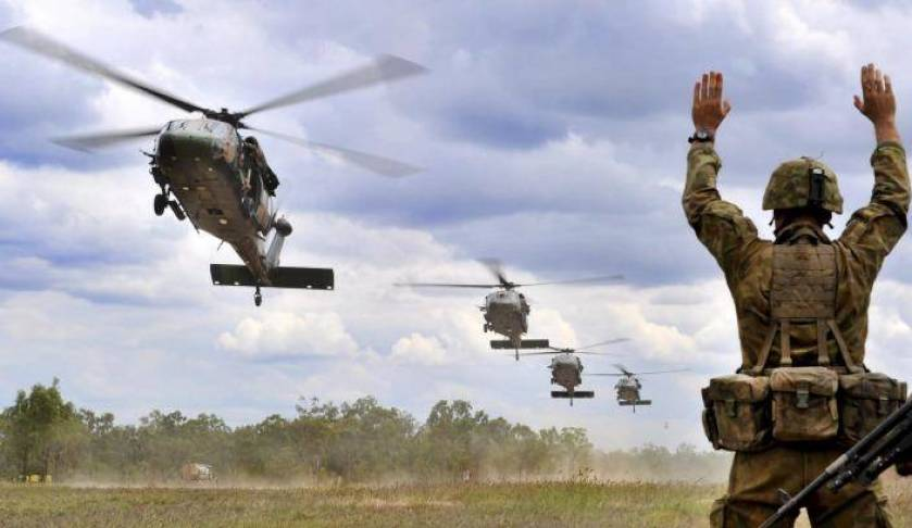 Molan urges government to open up on Defence risks facing Australia