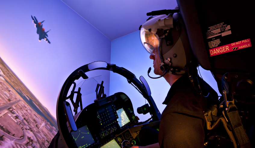 Milskil flight simulator