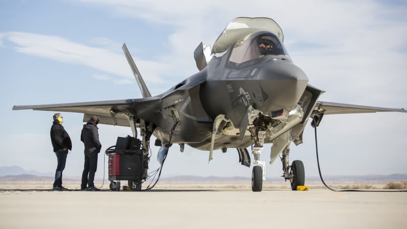 key talking point in washington   the joint strike fighter hub in australia