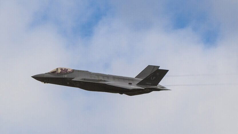australia wins repair work for jsf   image by lockheed martin