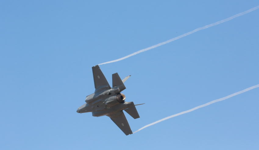 Raytheon-powered capabilities turn F-35 into versatile combat asset