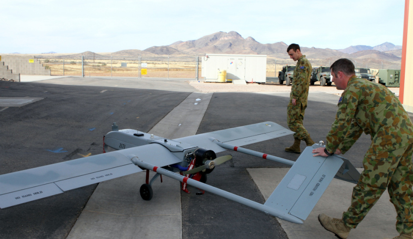 Australia investing in more UAS
