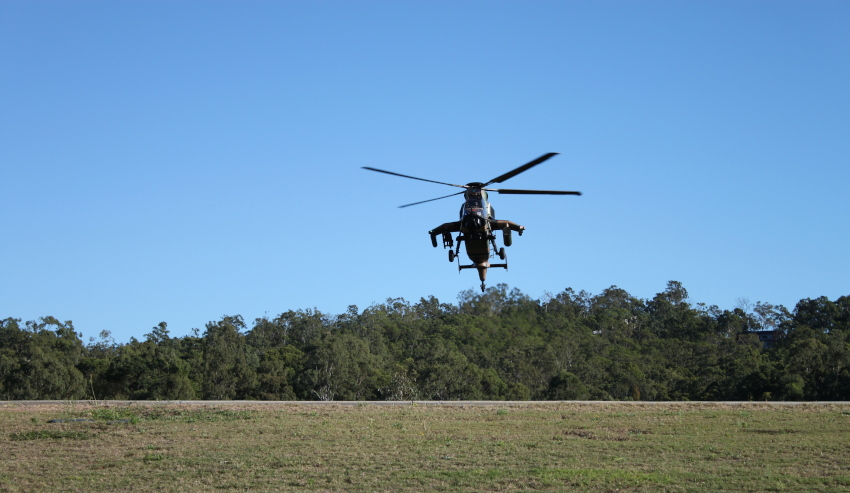 Australian Army achieves global first with Tiger ARH