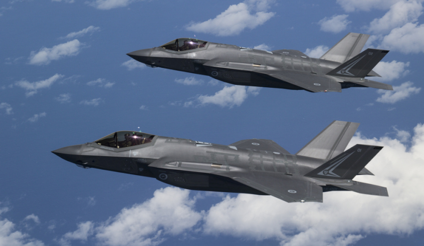 Defence releases request for information on F-35 components
