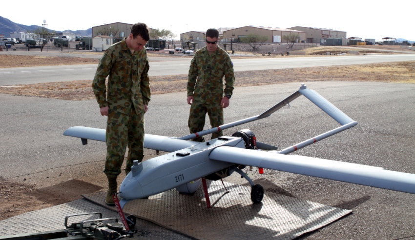 Australia well positioned to reap benefits of advances in drone tech