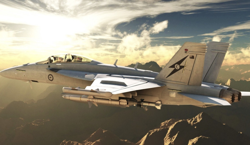 GE wins sustainment contract for Growlers and Super Hornets