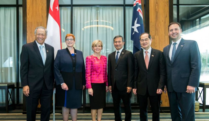 Australian delegation heads to Singapore