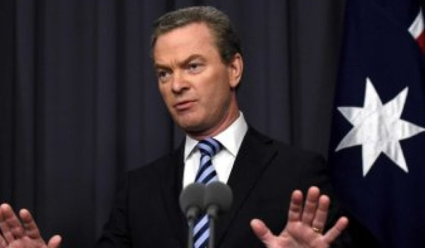 christophy pyne canberra speech