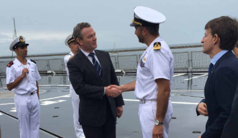 christopher pyne carabiniere