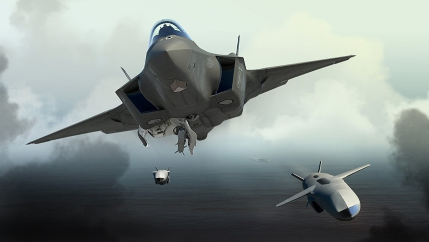 Countdown to F-35: Fifth gen missile to enhance lethality and export opportunities