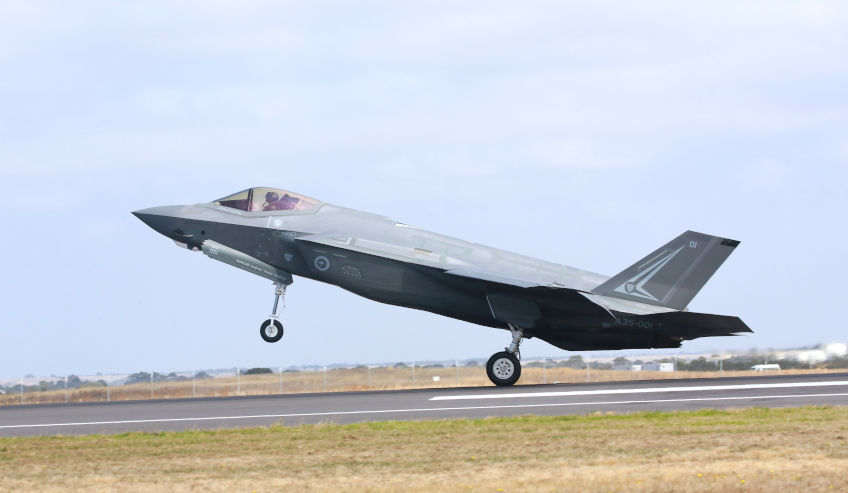 Australia's F-35As grounded over oxygen issues