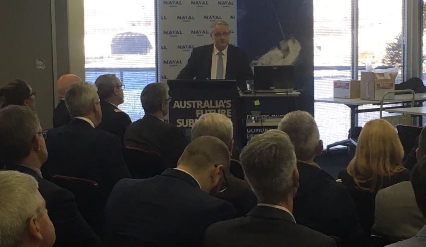 Tasmania seizes on Future Submarines opportunities