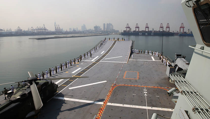 Indo-Pacific Endeavour '19 wraps up Sri Lanka visit