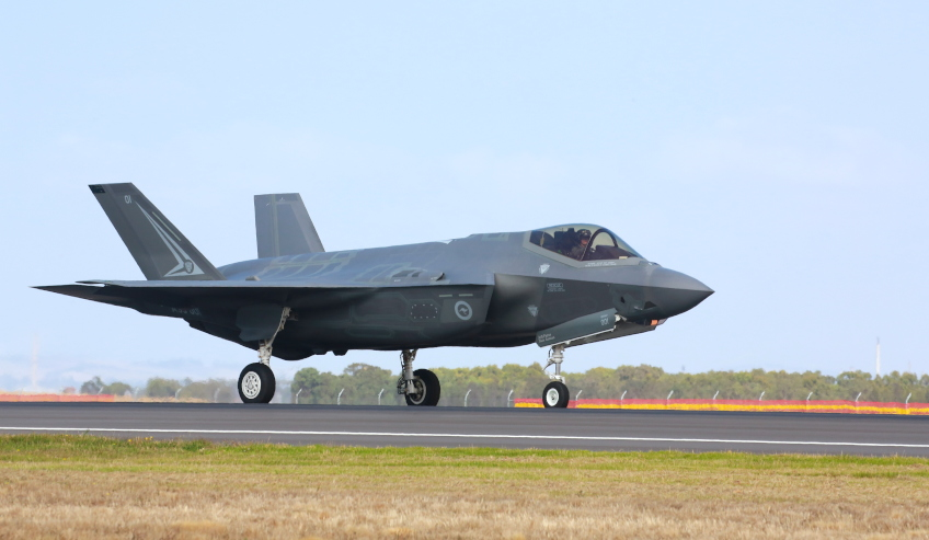 Australia awarded F-35 regional warehouse