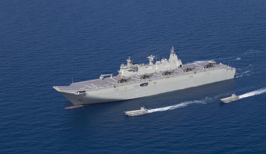 Questions mount over HMAS Canberra and Adelaide problems