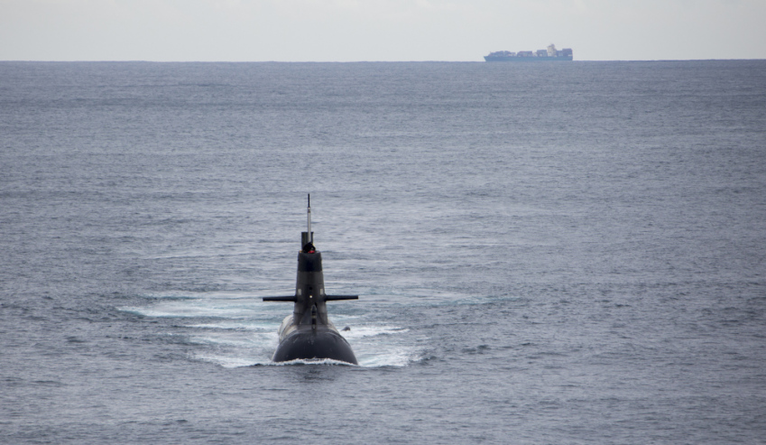 Maritime & AntiSubmarine Warfare - Defence Connect - Defence