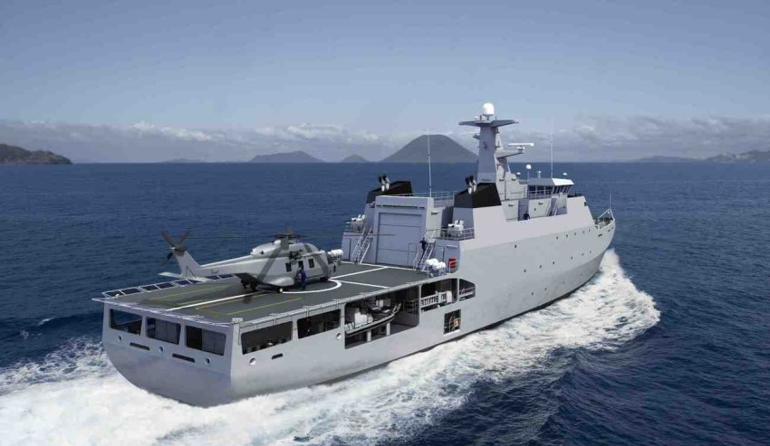 OPV program a starting point for potential export opportunities