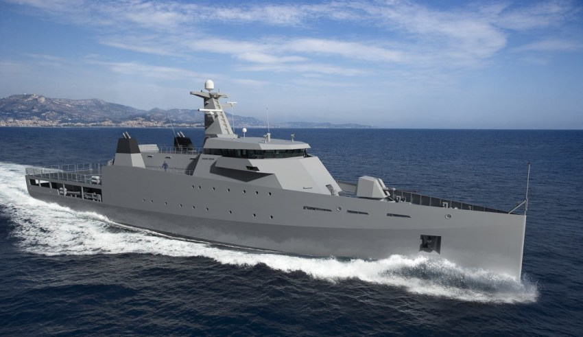 OPV tenderer planning Australian office expansion