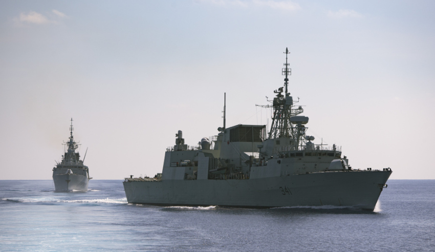 australian navy to upgrade software