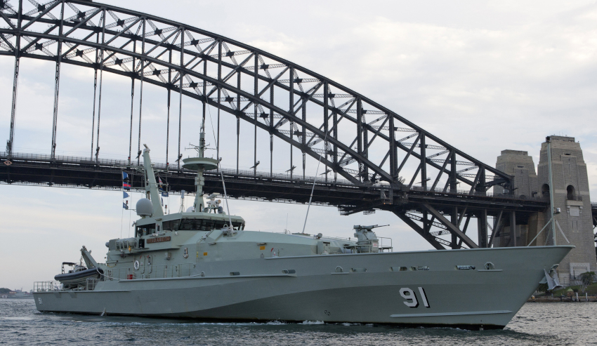 economic opportunity booms with nsw defence industry strategy