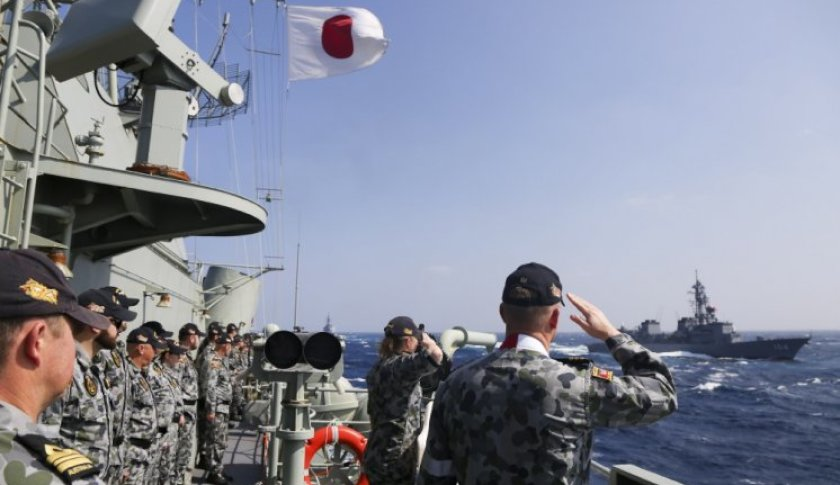 HMAS-Stuart-cheers-ship-for-JS-Kirisame-during-a-Formation-Foxtrot-before-completing-Exercise-Nichi-Gou-Trident-off-the-south-coast-of-Japan.jpg