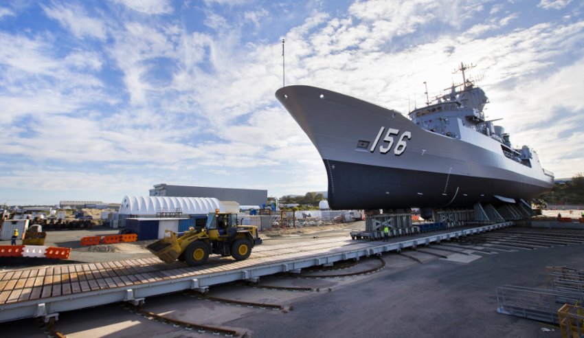 Certainty not a given in defence industry