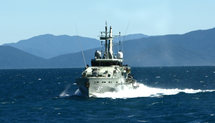 australia turns attention to regional security in south west pacific