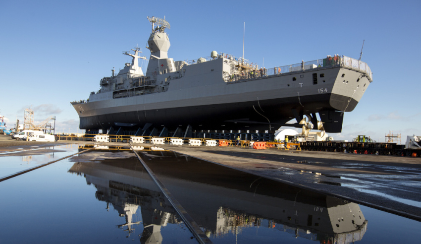 wa  lsquo dudded rsquo  in naval shipbuilding plan