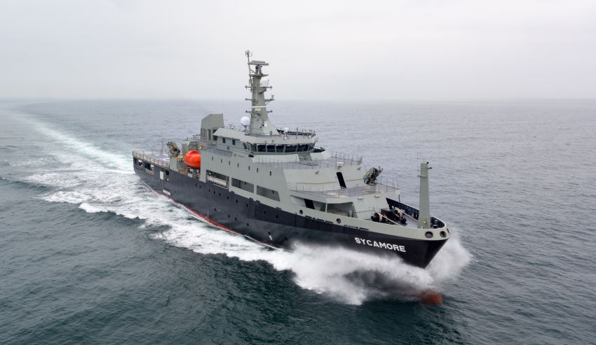 Multi-Role Aviation Training Vessel to arrive in Sydney