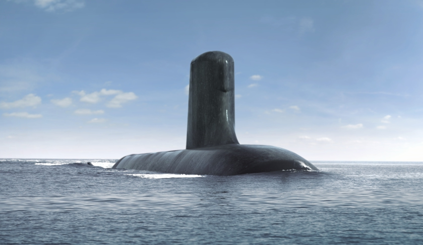 major research link with submarine project