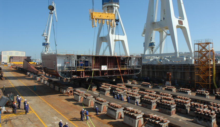 Australia, Canada & UK in same boat for shipbuilding capabilities