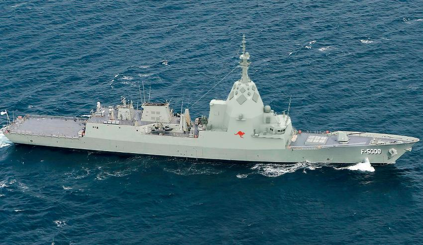 Future Frigates contender backs SA workforce