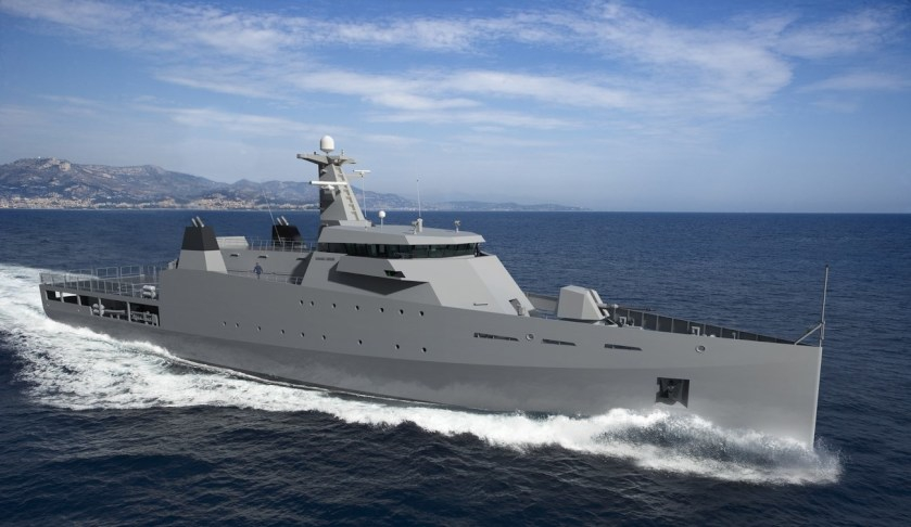 Offshore Patrol Vessel rivals given Australian input mandate - Defence Connect