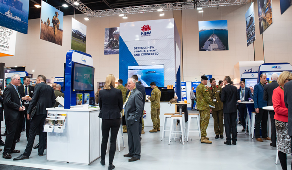 nsw defence stand at land forces    x px