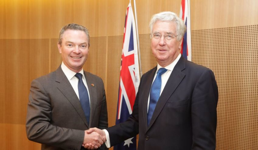 Aus-UK defence industry partnership strengthened