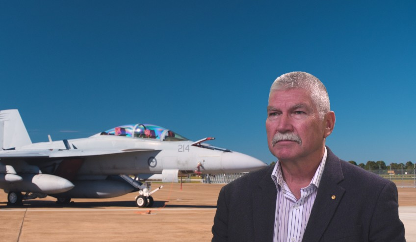 Aerospace firm appoints former RAAF leader to board of directors