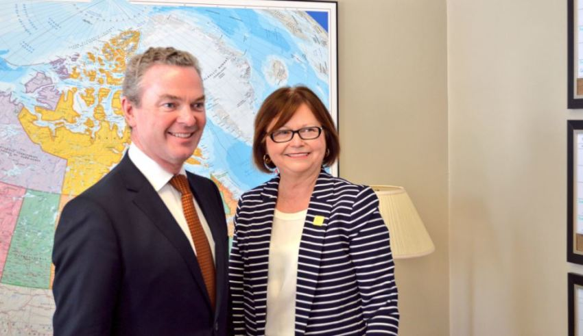 Christopher-Pyne-Judy-Foote.jpg
