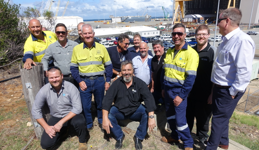 WA shipbuilding alliance gaining rapid traction