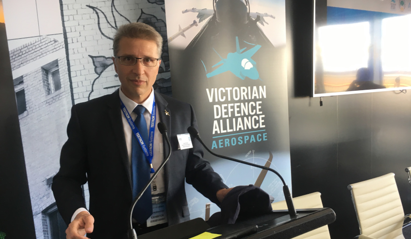 Aviation/Aerospace Australia sign MoC with Victorian defence group