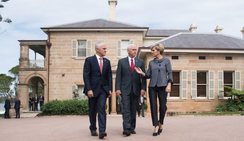Australia and US unite over North Korea military threat