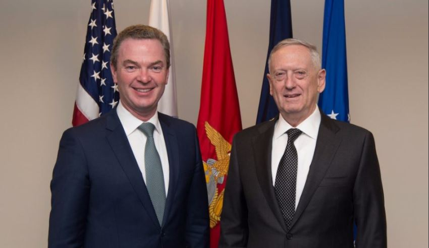aus us defence ties and industries key strength of alliance