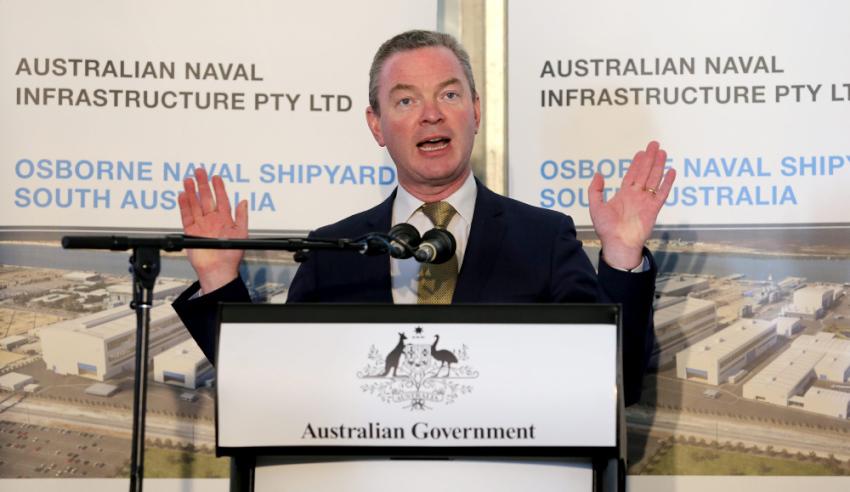 Minister-Pyne-at-ANI.jpg
