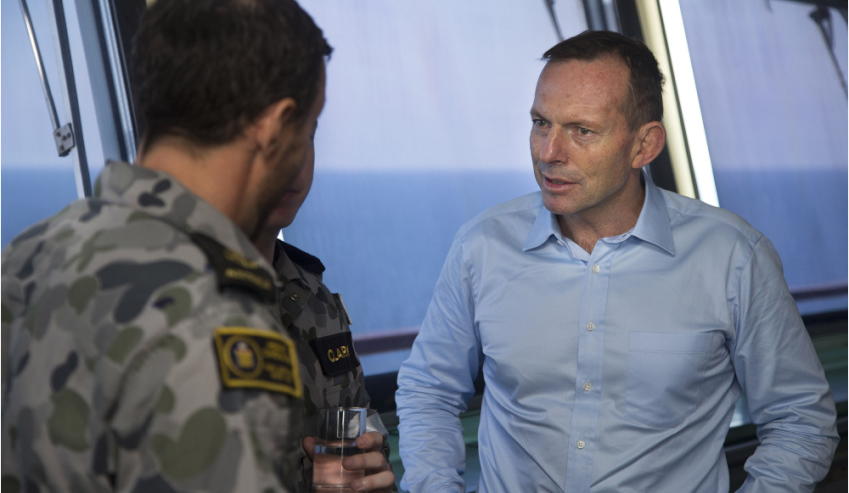 Tony Abbott and the nuclear option for Australia's Future Subs