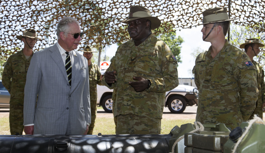 prince of wales at larrakeyah defence precinct