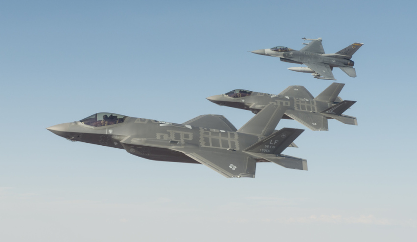 Global F-35 fleet could benefit from new engine developments