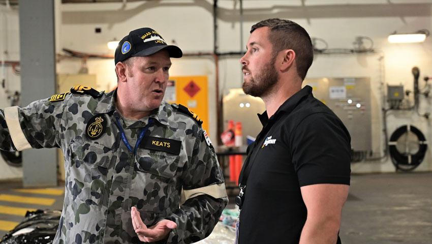 Team-Downer-tours-HMAS-Adelaide-dc.jpg