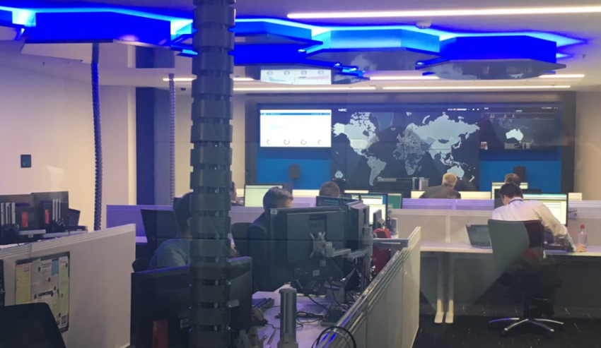 global security intelligence centre opens in sa