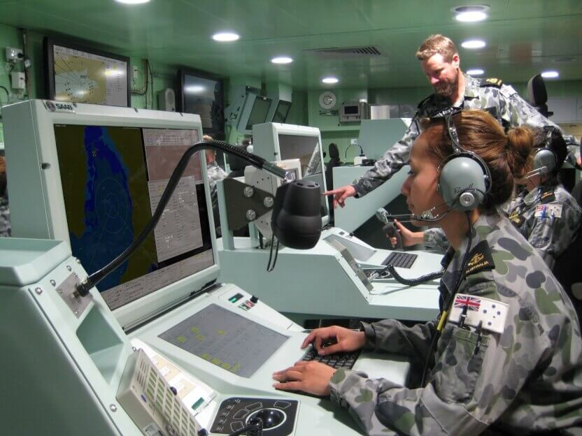 Saab to deliver Integrated Combat Systems